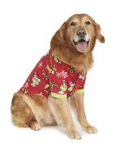 Dr. Seuss 🎄THE GRINCH🎄PJ's For Pets Dog Christmas Sweater Holiday 3XL New