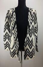 J.O.A Cardigan Coat Womens XS Long Sleeve Snap Button Closure Front Pocket J2222