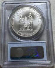 1998 S Crispus Attucks $1 Silver Commemorative PCGS MS 69