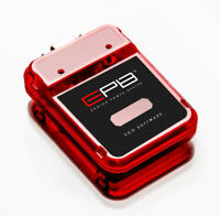 Performance tuning EPB Red chipbox Toyota Hilux AWD Diesel 2.8L 4cyl 130kW