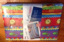 Kids Unisex Double Bed Quilt Cover Set Two Pillowcases Brand New in Packaging