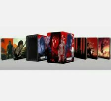 Rambo / First Blood The Complete SteelBook Collection 4K+Blu-ray+Digital OOP NEW