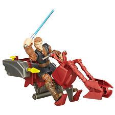 Star Wars Hero Mashers Anakin Skywalker & Jedi Speeder UK Seller