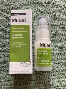 MURAD Renewing Eye Cream Anti-Aging Full Size 0.5ozNEW W/Box AUTHENTIC🔥