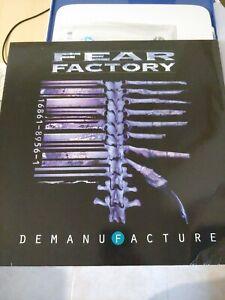 FEAR FACTORY - Demanufacture LP 1995 VG+ First press