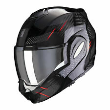 SCORPION Casque EXO-TECH PULSE MODULABLE CONVERTIBLE MOTO SCOOTER PINLOCK