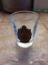 Canada  Shot Glass