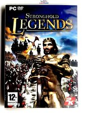 Stronghold Legends PC Nuevo Precintado Retro Videogame Videojuego Sealed New SPA