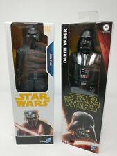 STAR WARS KYLO REN or Darth Vader 12-INCH ACTION FIGURE MISB Free Shipping NIB