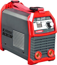 MACCHINA PER SALDATURA INVERTER kende IN-285 MMA 285A 220v Hot Start, Arc Force 4.5kg