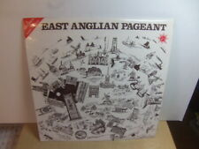 East Anglian Pageant – folklore dialect music humour and stories 1977 LP