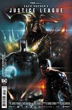 JUSTICE LEAGUE #59 CVR D SHARP SNYDER CUT VARIANT (16/03/2021)