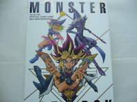 Yugioh OCG 20th ANNIVERSARY MONSTER ART BOX Game Illustration Book (No card)