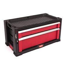 Curver Keter Cassetta degli attrezzi con 2 cassetti portautensili