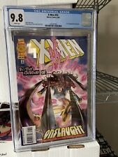 X-Men #53 CGC 9.8 🚀🔥1st Full Appearance of Onslaught