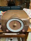 "Vintage 1951""Working"" Zenith Bakelite COBRA-MATIC Tube Radio Phonograph M- H664"