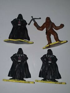 Pizza Hut 1995 Star Wars Collectable Figurines