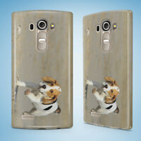 BEAGLE DOG 12 HARD CASE FOR LG G2 G3 G4 G5 G6 MINI S G4c