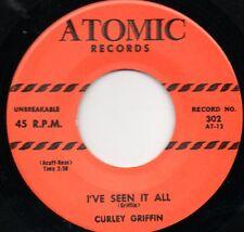 Curley Griffin - I've Seen It All / You Gotta Play Fair - Rockabilly Hear it.