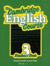 The Cambridge English Course 3 Student's book-ExLibrary