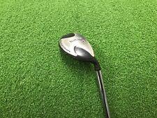 NICE Wilson Golf FATSHAF 4 HYBRID 21* Right Handed RH Steel REGULAR Used Mens