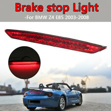 Third 3rd Tailgate High Level Rear LED Brake Stop Light Red For BMW Z4 E85 03-08