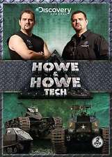New: HOWE & HOWE TECH (Discovery Channel) 2 DVD SET!