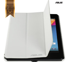 PREMIUM Genuine Official Asus Google Nexus 7 (2013) Folio Case/Cover Ivory white