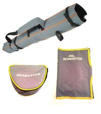 ASL Sea Master Fishing Luggage Set ,Rod Bag / Holdall  ,Reel case , Rig Wallet