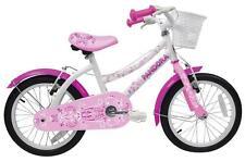 """Townsend Pandora Girls 16"""" Wheel Bicycle Single Speed Pink Heritage First Bike"""