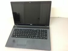Acer Aspire 7739 Aic70 *Parts* Pentium Dual Core/4Gb/Battery - No Os/Hdd