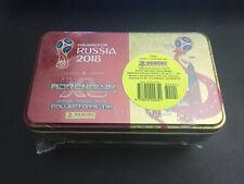 Calciatori Panini RUSSIA 2018  FIFA WORLD CUP TIN BOX ADRENALYN XL - RARE BOX