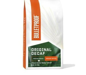 BULLETPROOF ORIGINAL DECAF Medium Roast, Ground Coffee