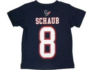 Matt Schaub Houston Texans Toddler Jersey Name & Number T-Shirt