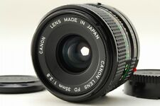 [Near Mint]Canon New FD 35mm f/2.8 Wide Angle Les  from Japan #hkt98