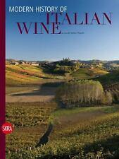 Modern History of Italian Wine by Walter Filiputti (2016, Hardcover)
