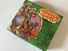 FANTASY LORDS  D&D Box Set of 4 figures plus 4 dice. MINT in BOX! Painted NICE!