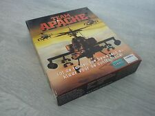 PC CD-ROM Game Big Box – Team Apache – Mindscape