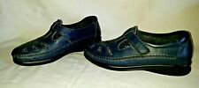 Nice Navy SAS Tripad Comfort Roamer Slip on Mary Jane Sz 6.5M Shoes Soft Step
