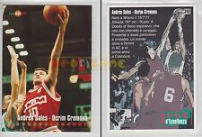 "JOKER BASKET 1994-95 ""ALL STAR 93/94"" - Andrea Sales # 340 - Mint"