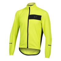 Pearl Izumi Men's Select Barrier Cycling Jacket - Medium - Yellow / Black