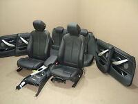 BMW F36 Interni in pelle Sedili Sportivi Sedili Sedili pelle Dakota Nero