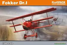 Eduard 1:48 Fokker Dr.I Profipack Edition Plastic Model Kit #8162