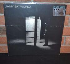 JIMMY EAT WORLD - Futures, Ltd 180G 2LP BLUE VINYL Gatefold Bonus Track NEW!