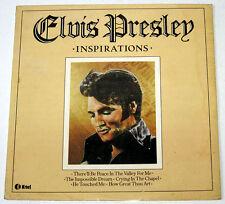 Philippines ELVIS PRESLEY Inspiration LP Record