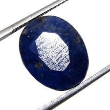7.15Cts Natural Oval Cut Sri Lanka Blue Sapphire Loose Awesome Gemstone CH 5835