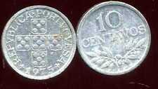 PORTUGAL  10  centavos 1975  ( bis )