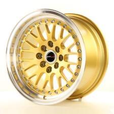 Cerchi Jantes Wheels Felgen Japan Racing JR10 8,5 / 9,5x18  5x114,3 / 120  Gold