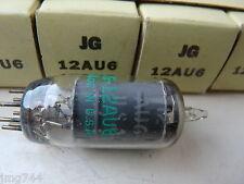 12AU6  GE  JG12AU6  NOS VALVE TUBE  A13
