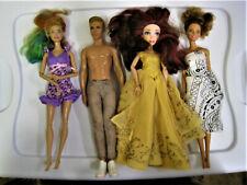 Bambola Barbie FXL46 fashioniste 106 Rainbow Floreale